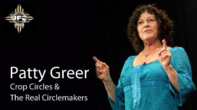 Patty Greer presents Crop Circles & The Real Circlemakers