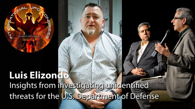 Luis Elizondo - Insights from investigating unidentified threats for the U.S. Department of Defense