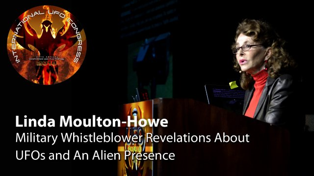 Linda Moulton-Howe - Military Whistleblower Revelations About UFOs and An Alien Presence