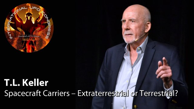 T.L. Keller - Spacecraft Carriers – Extraterrestrial or Terrestrial?