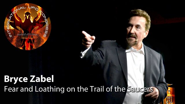 Bryce Zabel - Fear and Loathing on the Trail of the Saucers