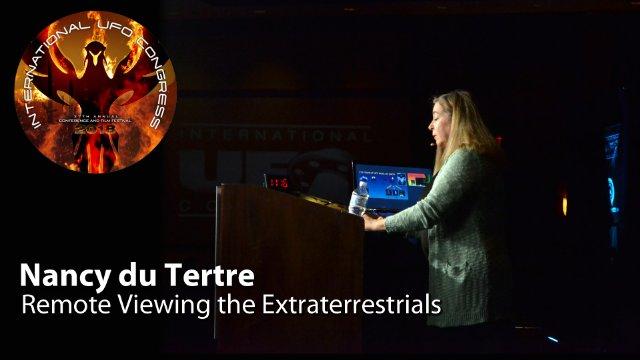 Nancy du Tertre - Remote Viewing the Extraterrestrials