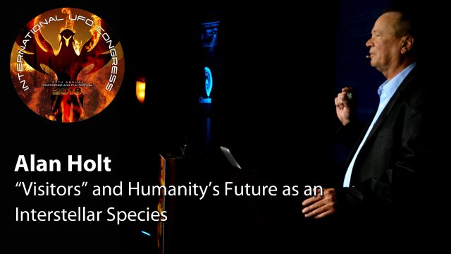 "Alan Holt - ""Visitors"" and Humanity's Future as an Interstellar Species"