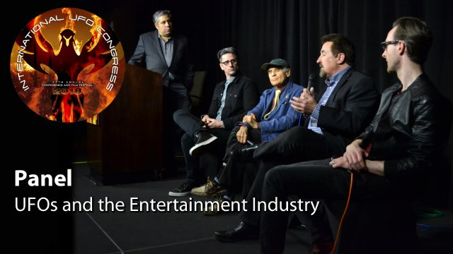 Panel: UFOs and the Entertainment Industry