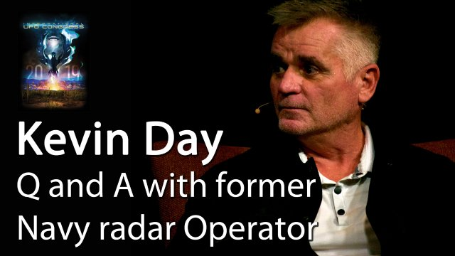 Kevin Day - Q and A with former Navy radar Operator Kevin Day