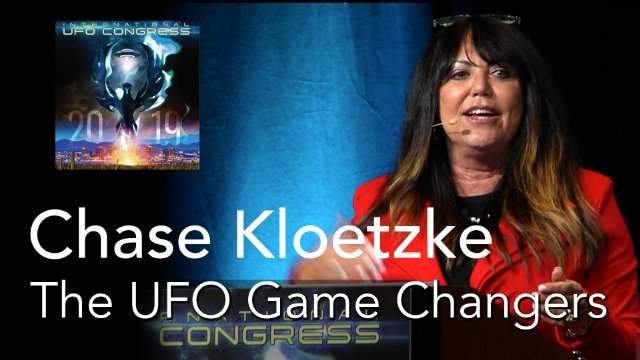 Chase Kloetzke - The UFO Game Changers
