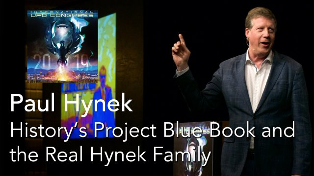 Paul Hynek - History's Project Blue Book and the Real Hynek Family