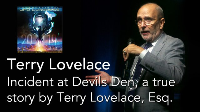 Terry Lovelace  - Incident at Devils Den, a true story by Terry Lovelace, Esq.