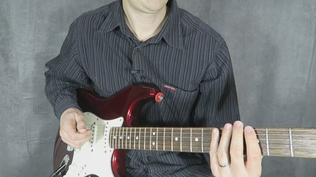 Basic Lead Guitar Picking Exercise II