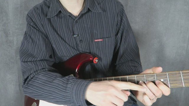 How To Bend Strings IV