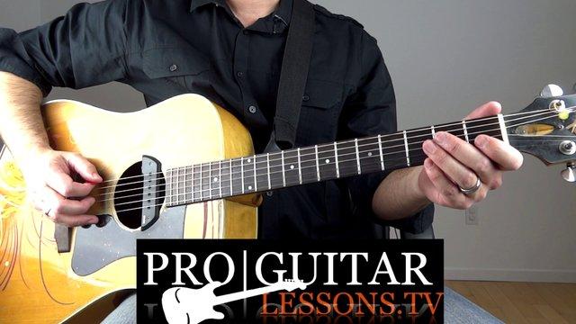 Lesson #5 - E Major