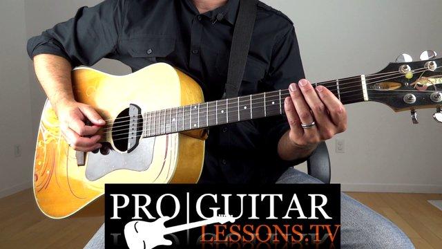 Lesson #9 - B Minor