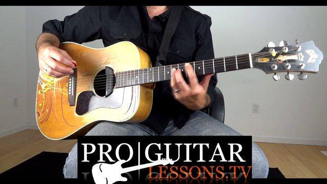 Lesson #22 - B Major & C Major Bar Chords