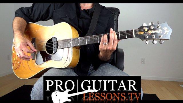 Lesson #23 - F Minor & G Minor Bar Chords