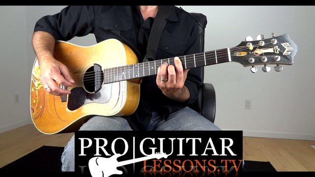 Lesson #24 - B Minor & C Minor Bar Chords