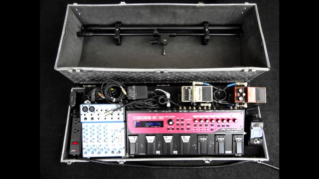 Guitar Looping Gear