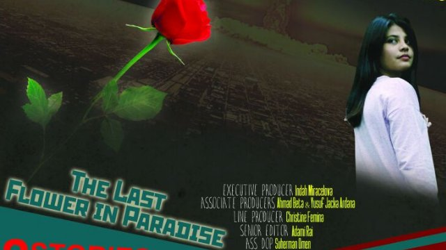 The Last Flower in Paradise