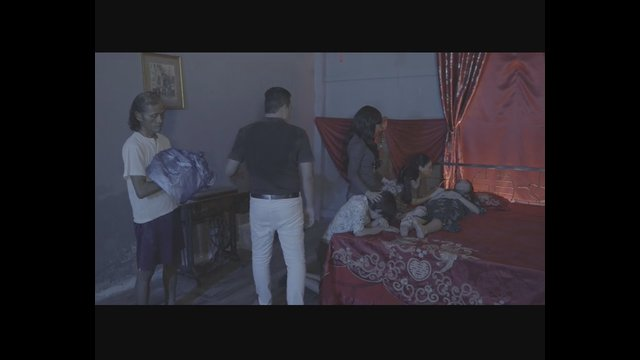 Behind the scenes Serial, The Liems Family in the Old River House