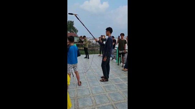 River Home Not Alone BTS, Palembangnovela Kids Serial Original