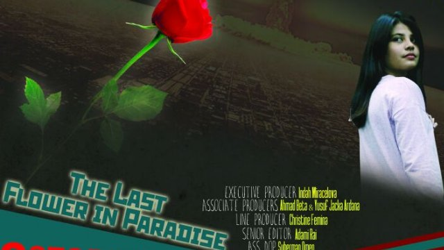 Szhort Film, The Last Flower in Paradise, Trailer
