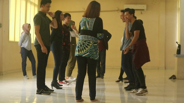 The Acting Class Sriwijaya Talents 1