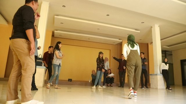 The Acting Class Sriwijaya Talents 2