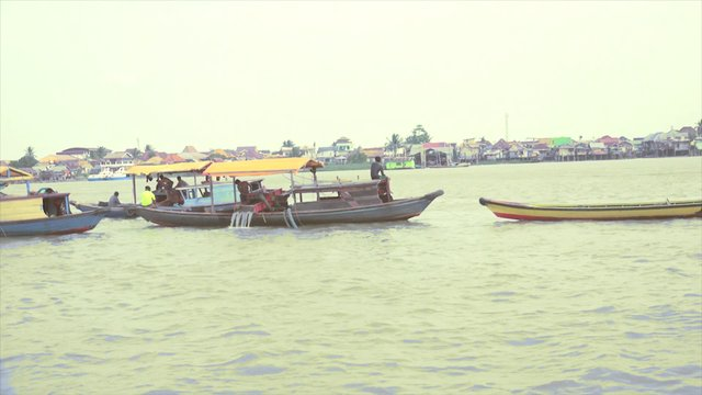 The East Atlantis River...Treasure Boats'Hunters, River Adventures Chapter 2