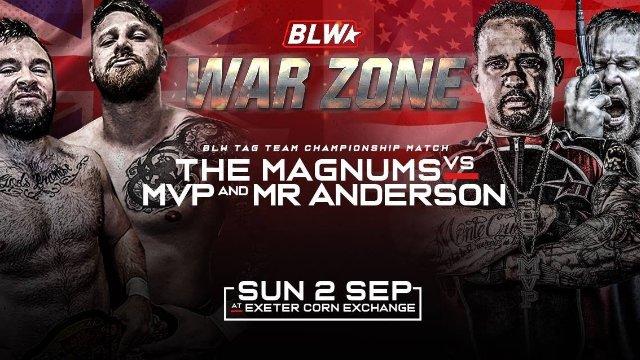 BLW War Zone