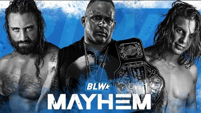 BLW Mayhem