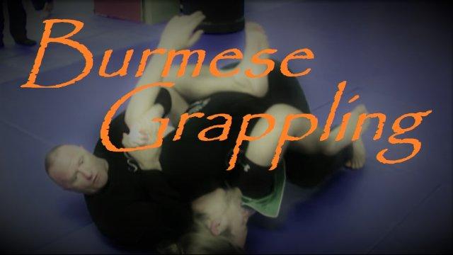 Burmese Grappling