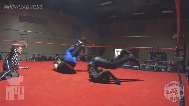 Monster Pro Wrestling Blitzkrieg 2018