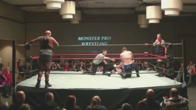 Monster Pro Wrestling March 2015