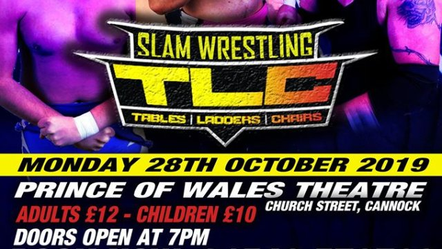 Slam Wrestling TLC | Match 6 |6-Man TLC (Main Event)