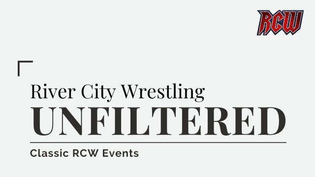 RCW Unfiltered, Vol. 4
