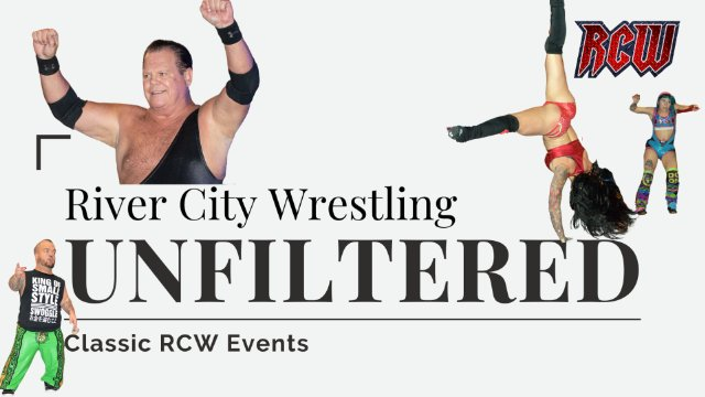 RCW Unfiltered, Vol. 2