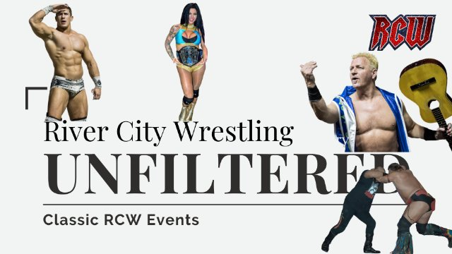 RCW Unfiltered, Vol. 3