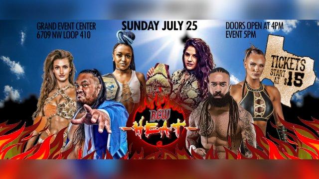 RCW: Heat - July 25, 2021