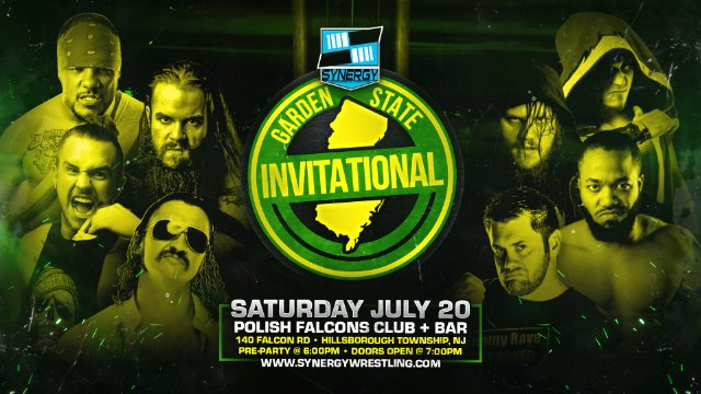 2019 Garden State Invitational | Synergy Pro Wrestling 2019