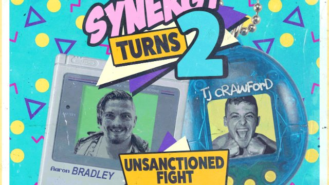 TJ Crawford vs Aaron Bradley, Unsanctioned | Synergy Pro Wrestling
