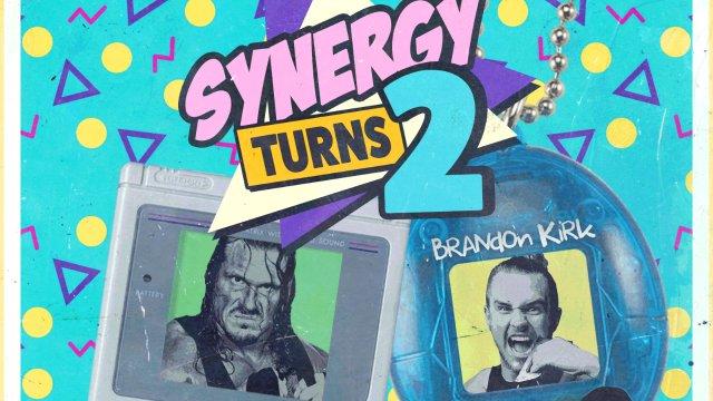 Rhyno vs Brandon Kirk | Synergy Pro Wrestling