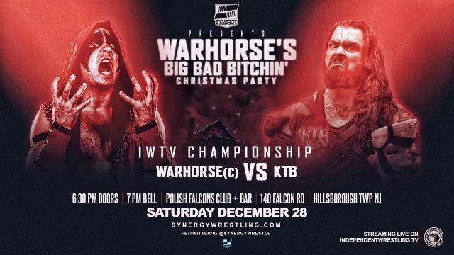 Warhorse vs KTB | Synergy Pro Wrestling