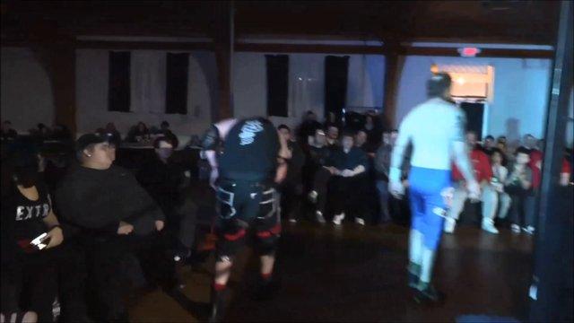 Eric Corvis vs Gary Jay | Synergy Pro Wrestling