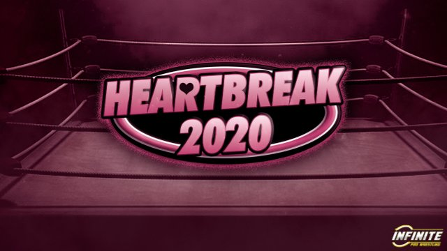 IPW Heartbreak 2020 Feat. Tony Atlas