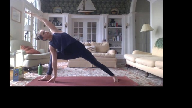 Live Vinyasa Flow with Lizzy 3/23