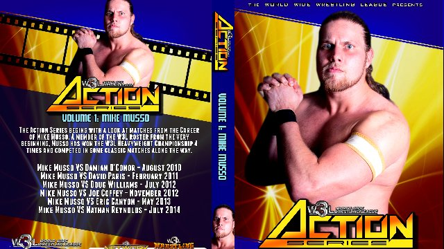 Action Series Volume 1 - Mike Musso