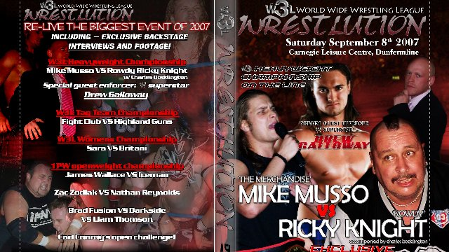 W3L Wrestlution (2007)