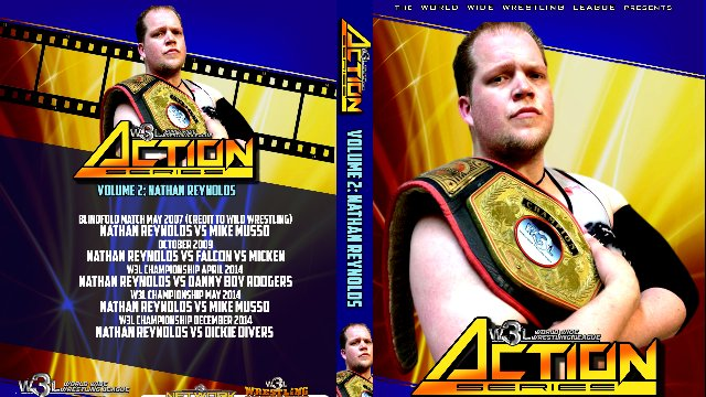 Action Series Volume 2 - Nathan Reynolds