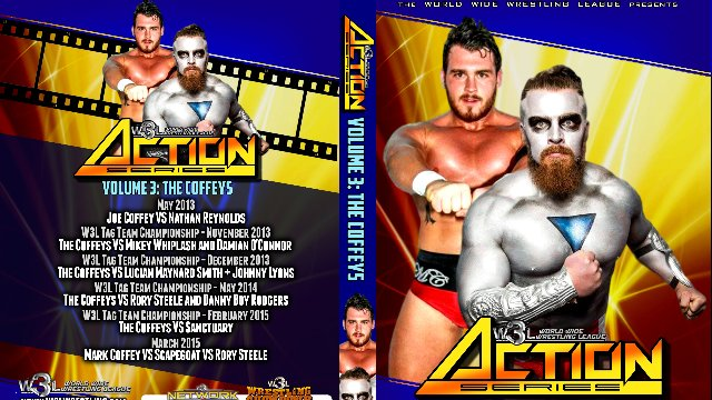 Action Series Volume 3 - The Coffey Brothers
