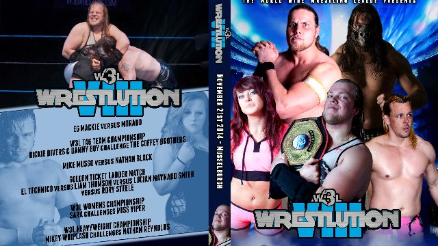 W3L Wrestlution VIII