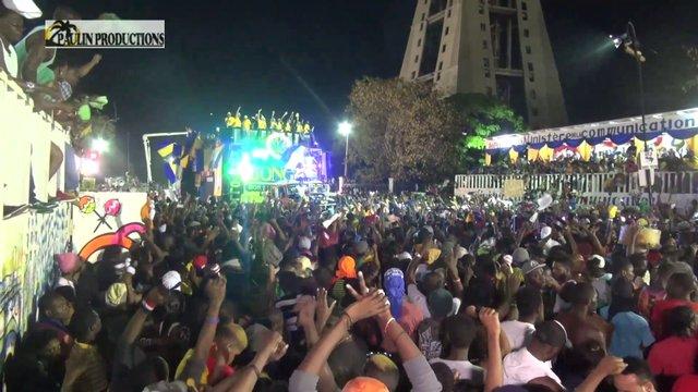 LIVE CARNAVAL 2015 - KREYOLA